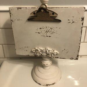 Vintage style photo holder !